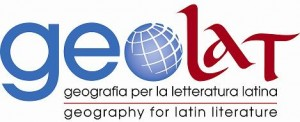 Geolat: Geography for Latin Literature